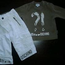 Moschino Baby Outfit 6m Photo