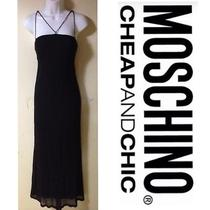 Moschino Black Formal Dress 40 Photo