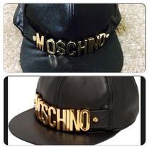Moschino Black Hat Photo