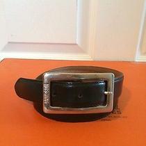 Moschino Black Patent Leather Belt  Photo