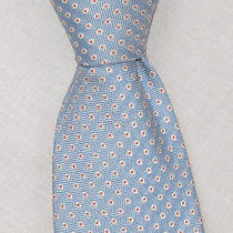 Moschino Blue Woven 3.25