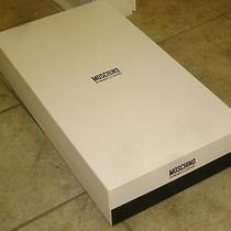 Moschino Boots Shoe Box (1)  Photo