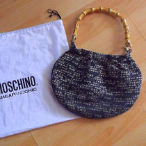 Moschino Cheap and Chic Hobo Handbag Cost 295 Photo