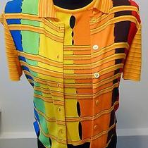 Moschino Cheap & Chic Nwt Vintage Colorful Twin Sweater Set Size 10 Retail 795. Photo
