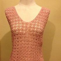 Moschino Chic Crochet Blouse Photo