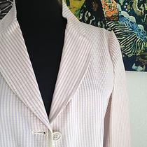 Moschino Cotton Blazer Size 12 Photo
