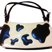 Moschino Cow Print Bag Photo