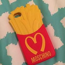 Moschino Fries Iphone 5/5s Case  Photo