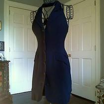 Moschino Halter Dress Vintage 80s (As Seen in