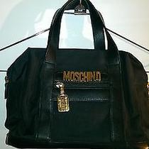 Moschino Handbag Black Photo