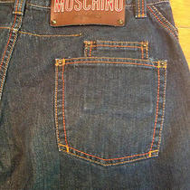 Moschino Jeans - Men's Shorts - 36 - Fun Pockets and Accents.... Photo