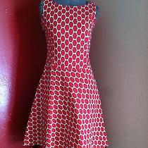 Moschino Jeans  S  Vintage Retro Rockabilly Dress Photo