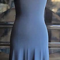 Moschino Jeans Vintage Halter Dress Size 38 Photo