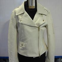 Moschino Leather Jacket (Premium Collection) Photo