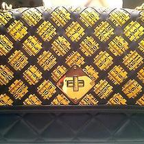 Moschino Measuring Tape Quilted Genuine Leather Bag One of a Kind Photo