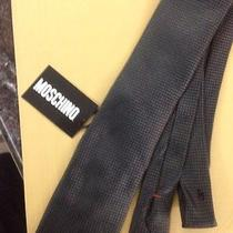 Moschino Mens Neck Tie Photo
