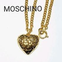 Moschino  Moschino Moschino Heart Necklace no.10229 Photo