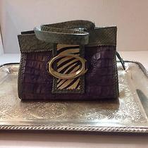 Moschino Redwall Shoulder Bag Handbag Purse Photo