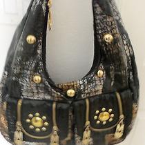 Moschino Reptile Print Handbag Photo