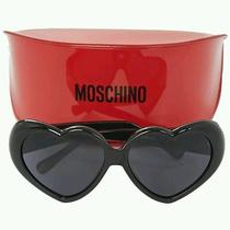 Moschino Retro Style Heart Sunglasses Photo