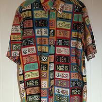 Moschino Short Sleeve Cotton Shirt
