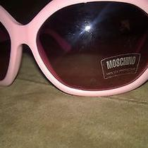 Moschino Sunglasses Photo