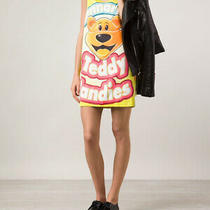 Moschino Teddy Candies Rare Dress Size S No Reserve Photo