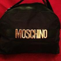 Moschino Travelbag Original Photo