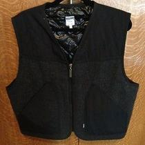Moschino Vintage Black Vest  Photo