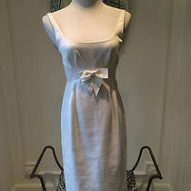 Moschino White Dress Size 40 Photo