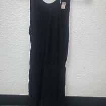 Mossimo Black Romper Size Xs Photo