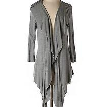 Mossimo Cardigan Sm 18 25 Solid Grey Photo