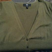 Mossimo Crop Sweater Size Large Photo