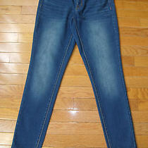 Mossimo Denim Blue Legging Jeans Euc Sz 8 Photo