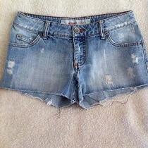 Mossimo Denim Shorts Size 1 Photo