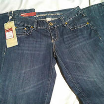 Mossimo Denim  Size 3 Lowest Rise Boot Cut Inseam 32