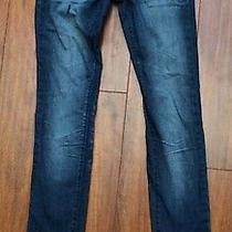 Mossimo Denim Womans Skinny Jeans Size 1 Photo
