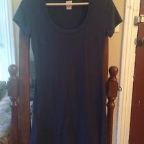 Mossimo Dress Blue Medium Photo
