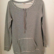 Mossimo Gray Sweatshirt Small Photo