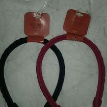 Mossimo Headbands Blue and Red Photo