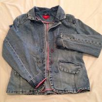 Mossimo Jean Jacket Girls Size Large Photo