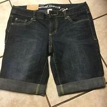 Mossimo Jean Shorts  New With Tags Photo