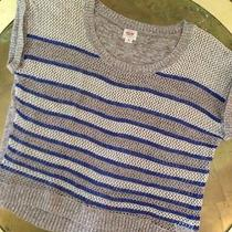 Mossimo Large Crocheted Top Photo