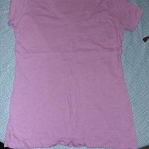Mossimo Med Purple v-Neck  Photo