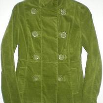 Mossimo Medium Green Jacket Photo