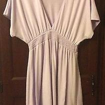 Mossimo Medium Womens Dress Purple Photo
