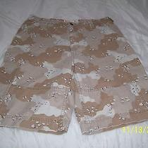 Mossimo Men's Cargo Shorts  Size 31  Good Shape Photo