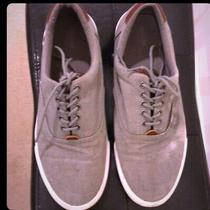 Mossimo Mens Sneakers Size 9 Gray Made Man Material Photo