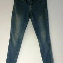 Mossimo Mid-Rise Denim Leggings Jeans Women's Size 00 Photo
