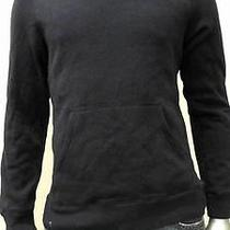 Mossimo New Athletic Fit Mens S Soft Hoodie Xavier Navy Solid Sweat Chop 1tsbz2 Photo